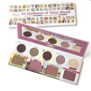 theBalm Makeup - In the Balm of your Hand all-in-one face palette